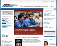 ARTBA Website