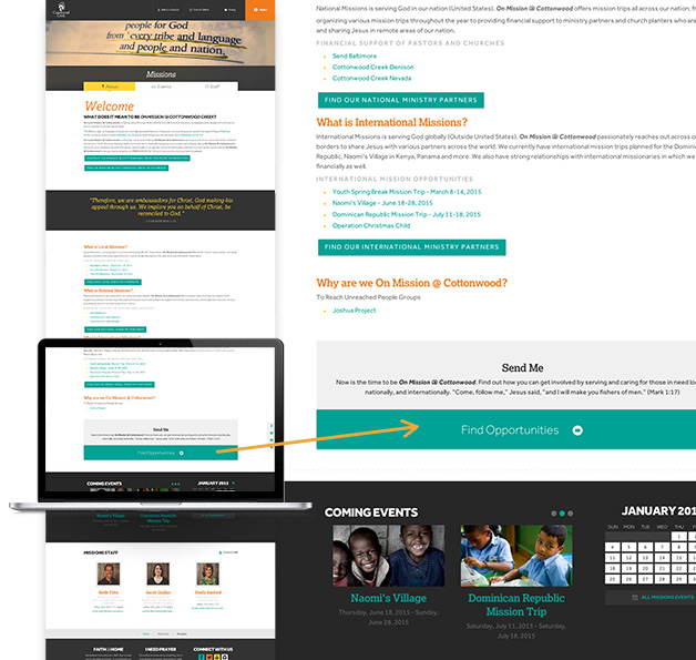 Church Websites: Church Websites 2015